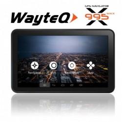 WayteQ x995 MAX su vaizdo registratoriumi + Dovana
