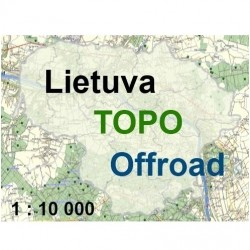 Lietuvos TOPO Offroad...