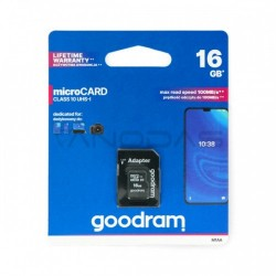 GOODRAM Memory MicroSD...