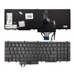 Klaviatūra Dell: Latitude...