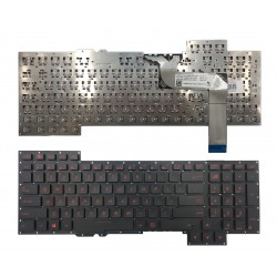 Klaviatūra ASUS: ROG G751,...