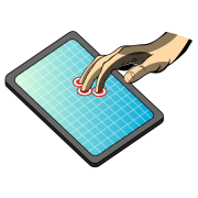 Telefonų lietimui jautrūs stiklai / Touchscreen - Asnet.lt